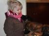 Tessa en Pups 030109